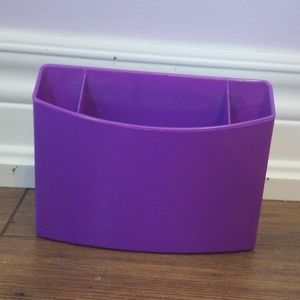 Other - Purple Magnetic Organizer